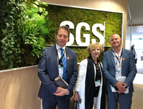 AMS/SGS visita, Le Bourget 2019